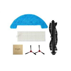 360 C50 Robot Vacuum Cleaner Accessories Combo Kit
